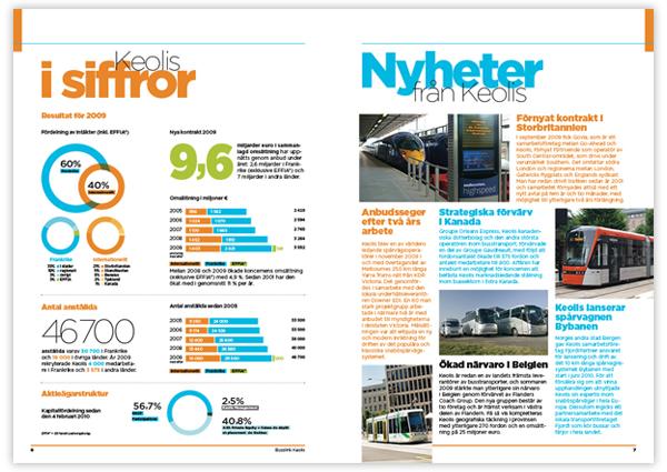 Keolis Busslink Brochure