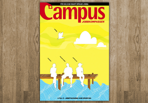 Campus Jobbkompassen 2008