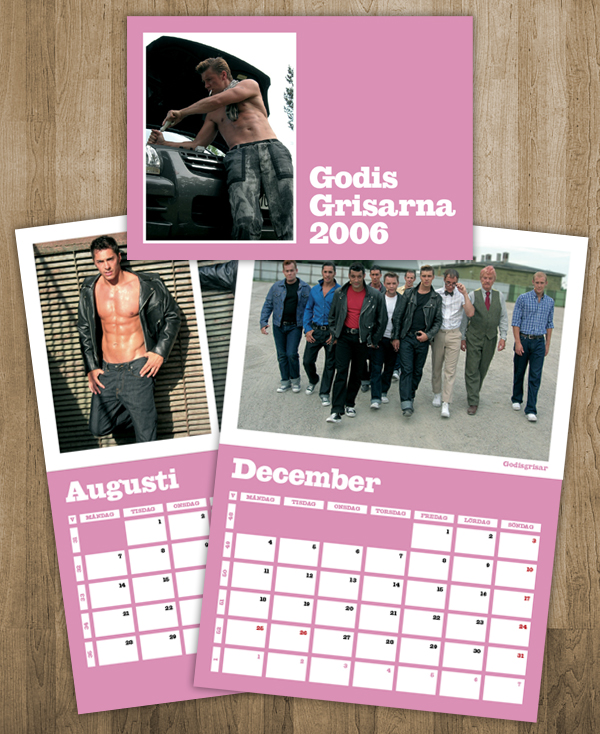 Grease Kalender 05