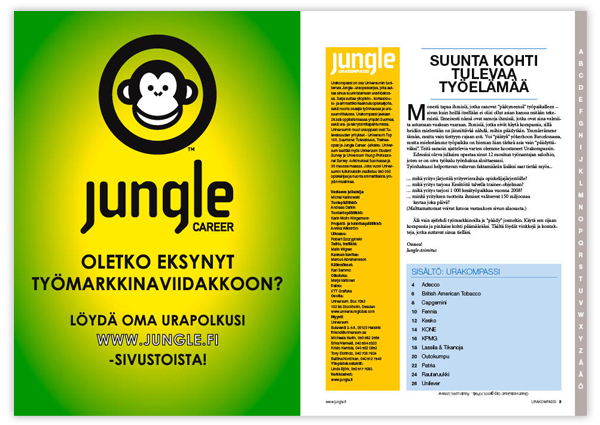 Jungle Nr.2 Finland 2008