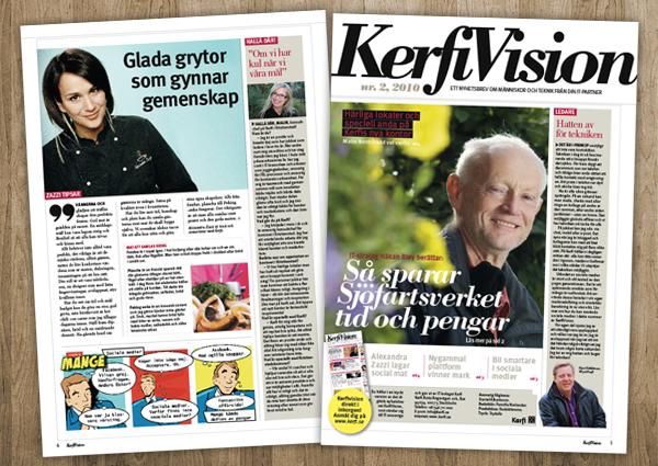KerfiVision Nyhetsbrev