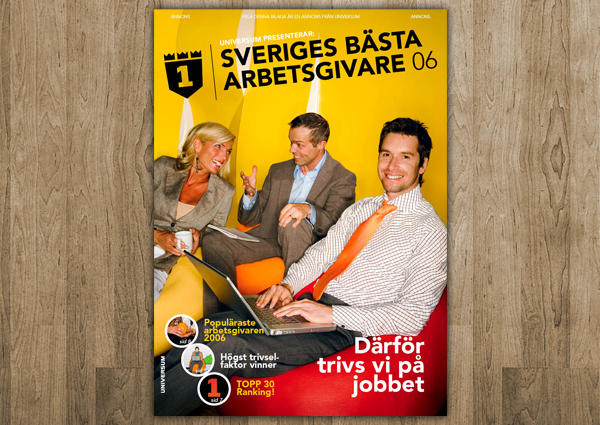 Sveriges Bästa Arbetsgivare 2006