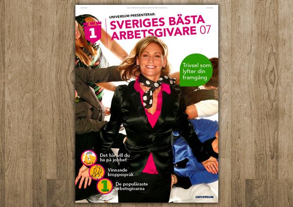 Sveriges Bästa Arbetsgivare 2007