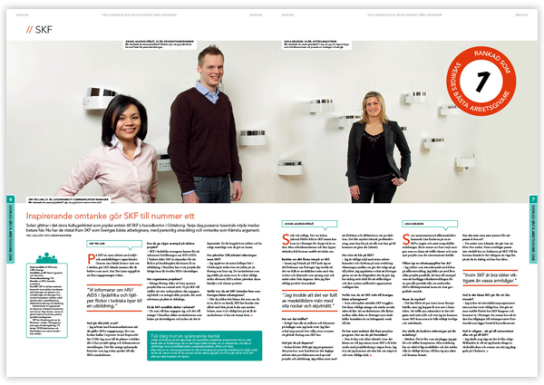 Sveriges Bästa Arbetsgivare 2008