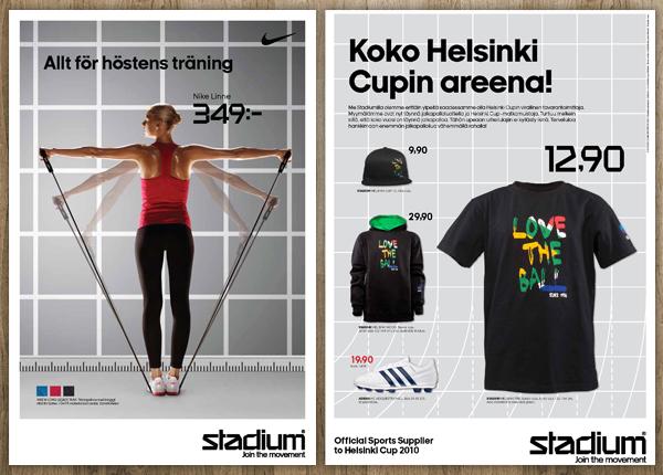 Stadium Dagspress Annonser