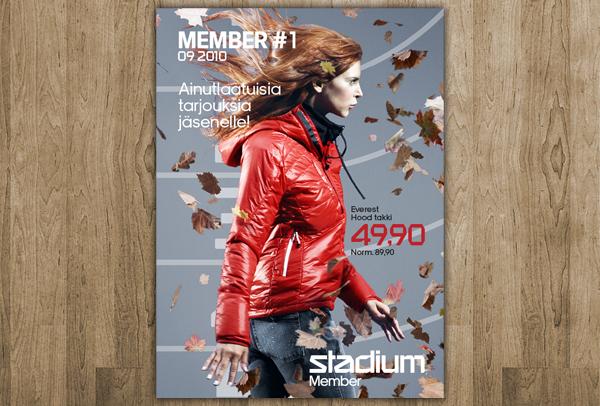 Stadium DR Members Finland