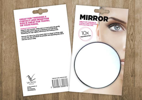 Vadeco Mirror 10x