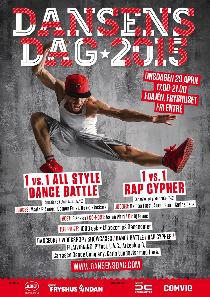 dansens dag 2015